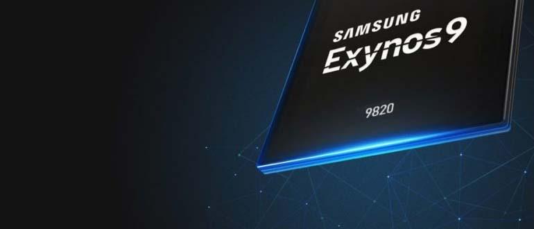 Самсунг процессор exynos-9820