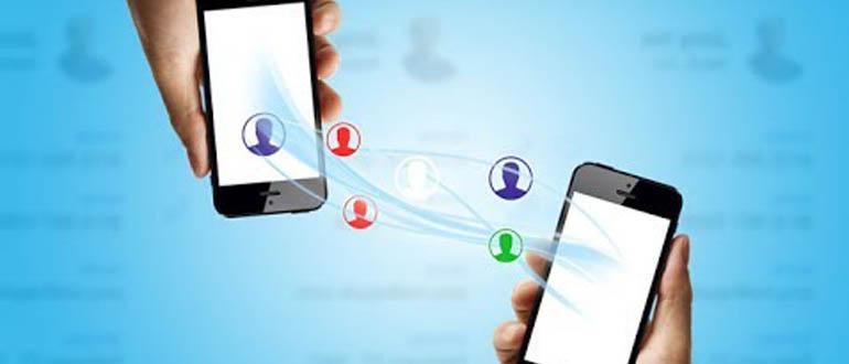 перенести всю информацию и пароли на новый смартфон