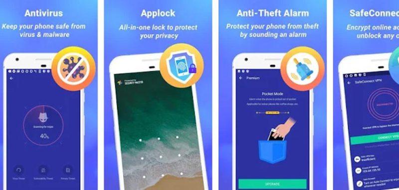 CM Security Master Antivirus Android