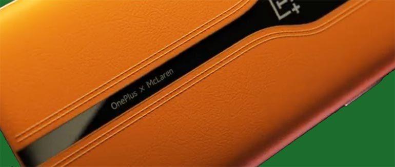 OnePlus McLaren