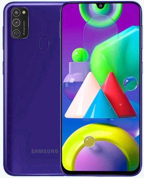 в пределах 15 тысяч рублей можно приобрести модель Galaxy M21