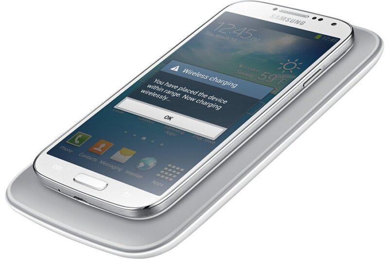 Беспроводная зарядка в Galaxy S6