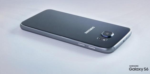 Официальное фото Samsung Galaxy S6