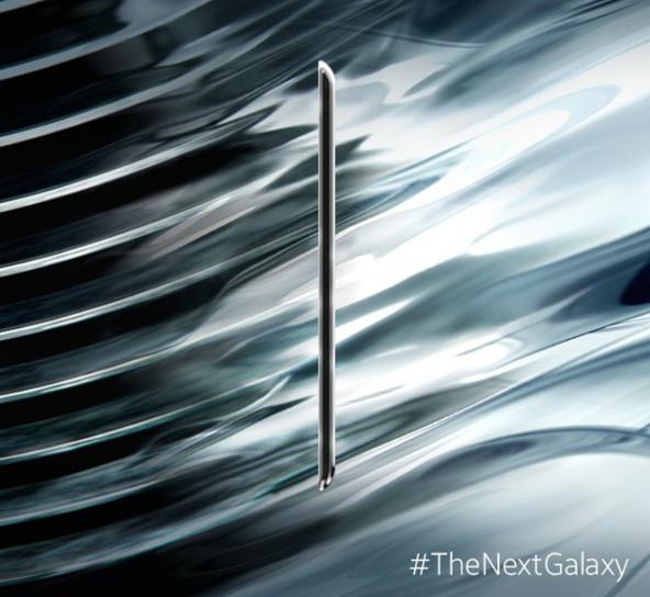 Samsung выпустил новый тизер Galaxy S6