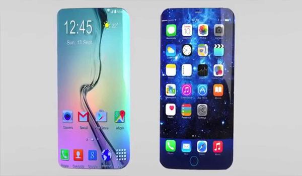 самсунг7 и айфон 7