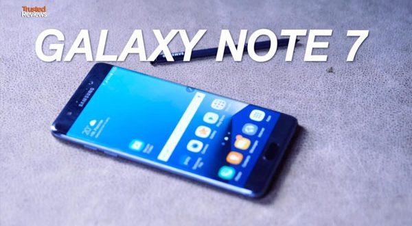 Обзор Samsung Galaxy Note 7 - характеристики
