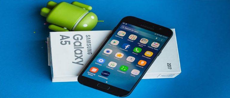Как настроить интернет на Samsung Galaxy A5 – инструкция