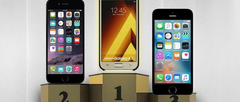 Сравнение характеристик смартфонов